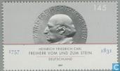 Stein, Karl Freiherr vom und zum 1757-1831