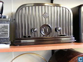 Oudste item - Telefunken 33W buizenradio