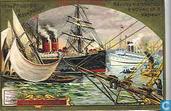 Die Entwicklung der Schifffahrt