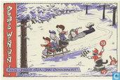 Jan Bosschaert Nieuwjaarskaart 1998
