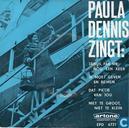 Paula Dennis zingt: