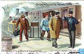 Das Reisen vor 100 Jahren und jetzt