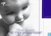 Netherlands year set 2003 (Babyset)