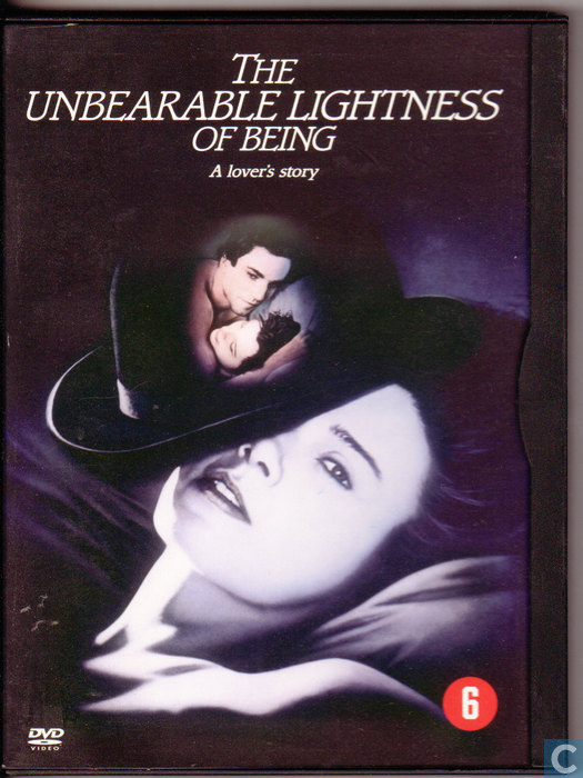 a review of the story the unbearable lightness of being Stephanie l reviewed the unbearable lightness of being on 12/19/2009 + 8 more book reviews helpful score: 3 a young woman is in love with a successful surgeon, a man torn between his love for her and his incorrigible womanizing.