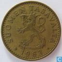 Finland 20 penniä 1963