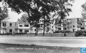 Enschede, Flats a.d. Gronausestr. b.d. Kneedweg