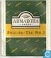 English -  Tea -  No.1