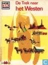 De trek naar het westen