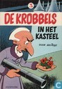 Comics - Gifticks, Die - De Krobbels in het kasteel