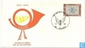 Stamp on stamp