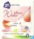 Witte thee Lotus & Lychee