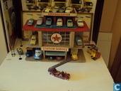 Auto-Échelle des Pompiers / Delahaye Fire Truck