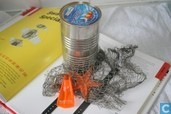 Swatch Scuba Can With Net (Any Scuba From 1990)