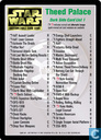 Dark Side Card List 1 & 2