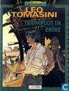 Bandes dessinées - Léo Tomasini - Komplot in Zaïre
