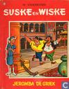Strips - Suske en Wiske - Jeromba de Griek