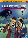 Comic Books - Sherlock Holmes - De reuze rat van de Sumatra