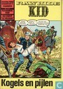 Comic Books - White Indian - Kogels en pijlen