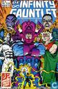 Comics - Infinity Gauntlet, De - Infinity Gauntlet 4