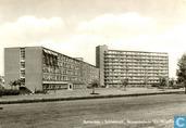 Rotterdam - Schiebroek - Bejaardenhuis De Wilgenborgh