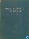 Piet Plastic in actie
