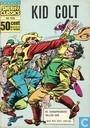 Comic Books - Kid Colt - De schaapherders vallen aan, met Kid Colt voorop...