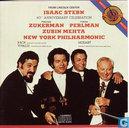 Isaac Stern 60th anniversary celebration