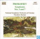 Prokofiev Symphonies Nos. 3 and 7