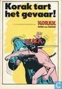 Comics - Laatste keep, De - Bandieten in 't Wilde Noorden!