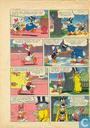 Strips - Boze wolf, De kleine/grote - Donald Duck 2