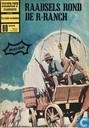 Comic Books - Durango Kid - Raadsels rond de R-Ranch