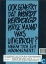 Comics - Bosliefje - Wordt vervolgd 57