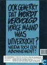 Comic Books - Bosliefje - Wordt vervolgd 57