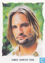 Josh Holloway as James 'Sawyer' Ford