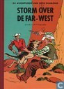 Strips - Jack Diamond - Storm over de Far-West