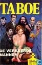 Bandes dessinées - Taboe - De verkeerde mannen