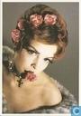 L000164 - Peter Bottema - vrouw met rozen