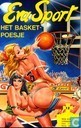 Strips - Eva Sport - Het basket-poesje