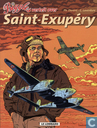 Strips - Biggles - Biggles vertelt over Saint-Exupéry