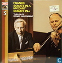 Franck Sonate in A - Mozart Sonate in e