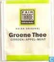 Groene thee Citroen-Appel-Munt