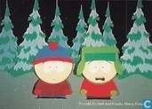 """B003152 - Canal+  - South Park """"It´s cold, it´s dark..."""""""