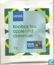 Rooibos Tea apple and cinnamon