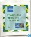 Rooibos Tea apple and cinnamon
