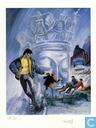 Comic Books - Bob Morane - De jade van Seoul