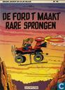Comic Books - Bram Jager en zijn buur - De Ford T maakt rare sprongen