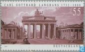 Langhans, Carl Gotthard