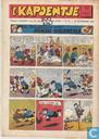 Bandes dessinées - Kapoentje, 't (revue) (Neérlandais)) - 1948 nummer  53