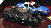 Batmobile Tumbler & GPD Police Car set Batman Begins