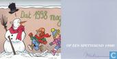 Merho Nieuwjaarskaart 1998